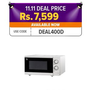 PEL Classic/Classic Plus 20 L PMO-20 - Microwave Oven - White