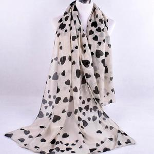 Women Ladies Fashion Printed Soft Shawl Wraps Long Scarf Scarves
