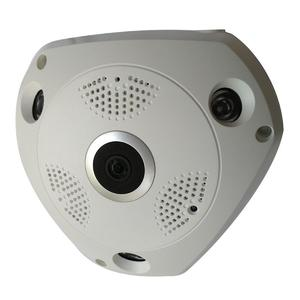 STRONGSHINE HD 960P 1.3MP 360 Degree Panoramic CCTV Wireless Wi-Fi IP Camera with Fisheye Lens, Night Vision - AU Plug