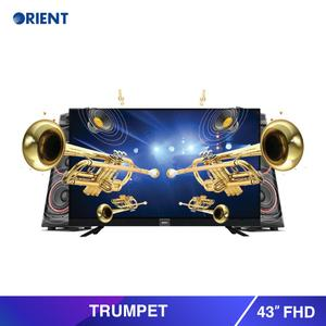 Orient Trumpet 43S FHD LED TV Black