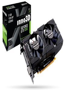 GTX 1050  X2 - Graphic Card - 2 GB - DDR5 - GeForce