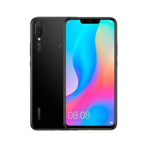 "Huawei Nova 3i - 6.3"" Display - 4GB Ram - 128GB Rom - Front 24-MP+2-MP - Rear 16-MP+2-MP Android 8.1 - Fingerprint- (Black)"