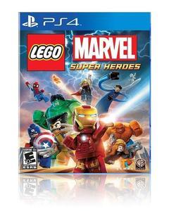 Marvel Superheroes - Standard Edition - Ps4