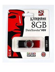 kingston 8gb usb data traveler 101