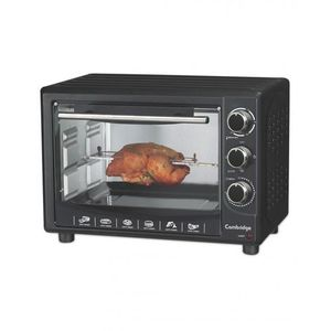 CA EO6134 - Electric Oven With B.B.Q Grill - Black