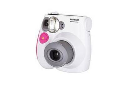 Fujifilm Instax MINI 7s Instant Film Camera - Pink