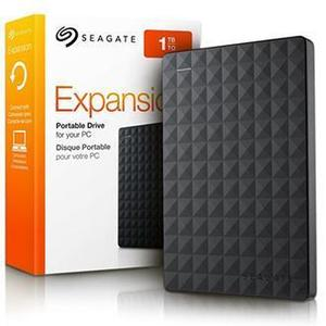 Seagate Expansion 1TB Portable External Hard Drive