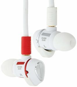 Dje-1500-W Professional Dj In-Ear Headphones Dj White