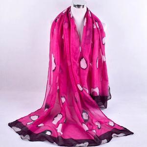 Women Ladies Fashion Printed Soft Shawl Wraps Long Scarf Scarves
