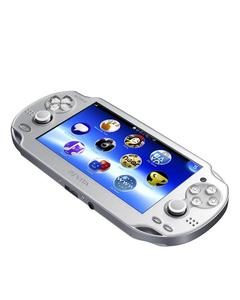 PlayStation Vita Slim 2000 - Wi-Fi - Silver