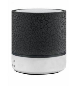 LED Bluetooth Mini Speaker - Black