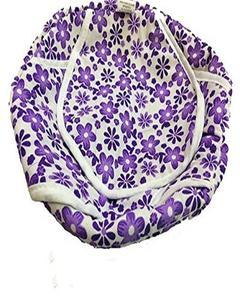 Cotton Roti Basket With Printed Cloth