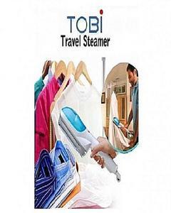 Tobi TOBI Quick Travel Steam Iron - White And Blue