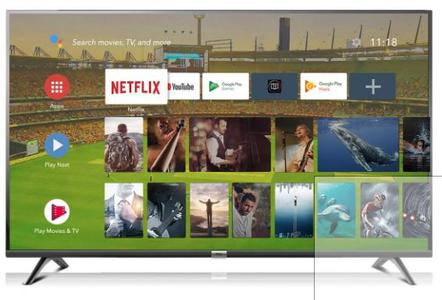 """TCL 32"""" S6500 Smart Android HD LED"""