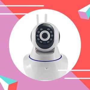 IP Wireless Camera 360 With 2 Antenna (Bundle of 3 IP Cameras)