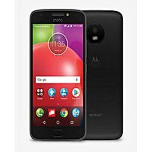 MotoMotorola Moto E4 XT1767 Verizon (4G, 2GB RAM, 16GB ROM, Black, With Finger Print)