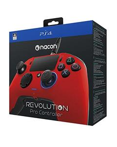 Sony Nacon Revolution Pro Controller Ps4 - Red