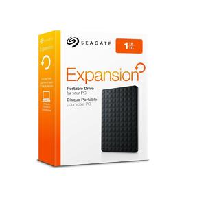 Seagate 1TB Expansion Portable External Hard Drive-USB3.0