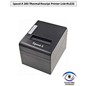 speed-x Thermal Receipt Printer Usb+Rs232