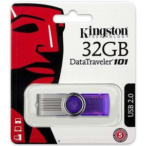 Kingston 32 GB DataTraveler 101 USB 2.0 Flash Drive