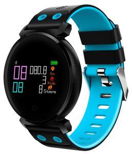 Poplikdfr IP68 Waterproof Smart Bracelet Bluetooth Watch Blood Pressure Blood Oxygen Monitor