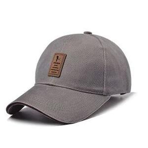 Outdoor sun hats new fashion pure cotton baseball caps for men