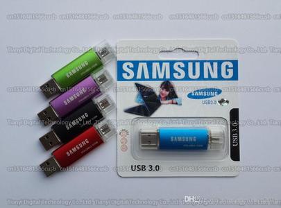 Samsung 8GB OTG Android Smart Phone usb flash pendrive