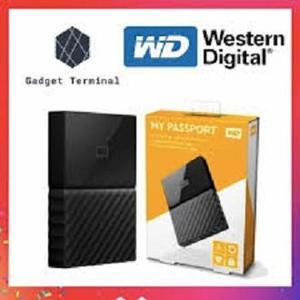 WD 4TB Black Portable External Hard Drive - USB 3.0 -(WESTERN DIGITAL)