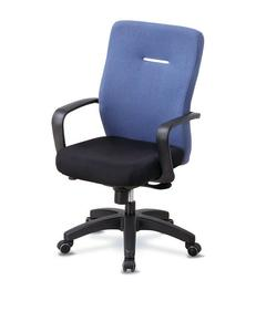 ME-120 - Office Chair - Black/Blue