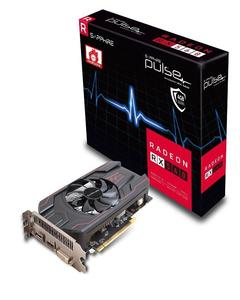 Pulse Edition - AMD - Radeon - RX 560 - 4GB - DDR5