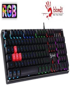 BLOODY B180R RGB Gaming Keyboard - 5-Zone Customizable - Brand Warranty