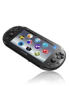 PlayStation Vita Slim 2001 - Wi-Fi - Black