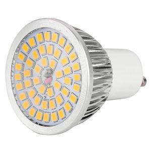 YWXLight GU10 7W LED Spotlight Bulb Warm White Light 3000K 48-SMD