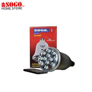 Sogo Rechargeable Light With Remote JPN-245 E27