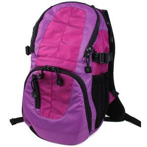 Portable Package Shoulders Backpack Outdoor Backpack for GoPro HERO4 /3+ /3 /2 /1, SLR Camera(Orange)