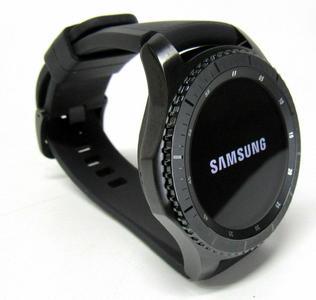 S3 Samsung Gear Smart Watch, Mobile Watch, Wrist Watch, Smart Watch, Watch