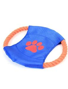 Sisal Rope Ring Frisbee - For Your Dog