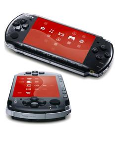 3004 - PSP Slim - Piano Black