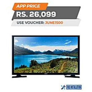"Samsung K4000 - HD LED TV - 32"" - Black"
