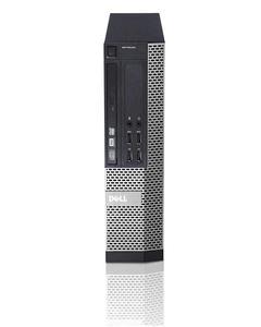 Optiplex 790 Sff Desktop Intel Dual Core I3-2100 3.10Ghz 2Gb Ddr3 Ram 320Gb Hd Dvd-Rw Windows 7 64-Bit