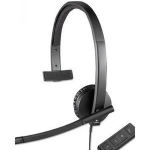 Logitech H570E - Comfortable & Resilient Headset Mono