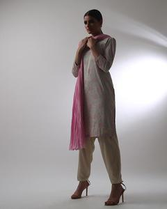 """Alkaram studio Catalyst Collection 2019 Vol II Pink Cambric 1 Piece Suit For Women -A132218850-2.5"""