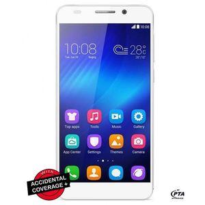Huawei Honor 6x - 5.5 - 32GB HDD - 3GB RAM - 12 MP Camera - Golden - 4G LTE