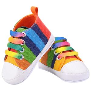 Newborn Baby Shoes First Walkers Toddlers Sports Shoes (SevenColor)(13)