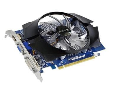 NVIDIA GeForce GT730 - graphics card -  GT 730 - 2 GB DDR 3 128 Bit