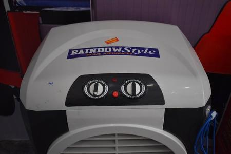 Rainbow Standard Size Water Air Cooler  ( Black & White )