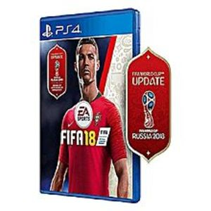 Electronic Arts FIFA 18 World Cup Edition PlayStation 4