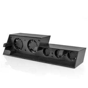 Cooling Fans For Ps4 Gaming Console - Black