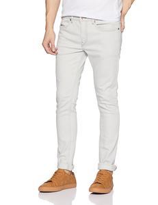 White Slim Fit Jeans For Men