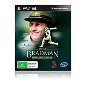 SonyDon Bradman Cricket 14 - Playstation 3